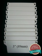 Bottom Weights for Vertical Blinds 89mm/3.5 inch Pack of 10 Replacements