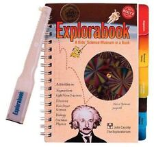 Explorabook: A Kid's Science Museum in a Book (Klutz), , 1878257145, Book, Accep