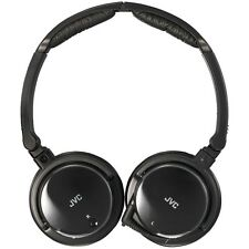 Jvc Hanc120 Noise-Cancelling Headphones With Retractable Cord JVCHANC120