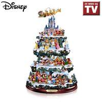 The Wonderful World Of DISNEY Christmas Tree New 2019 Musical Ornament Mickey