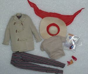 Barbie Reproduction Open Road Fashion & Accessories Only ~ Newly Unboxed