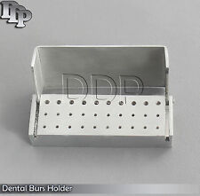1 Piece 30 Holes Opening Dental Burs Holder Dental Instruments