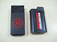 2 Marlboro Cigarette Lighters Country Store & Unlimited