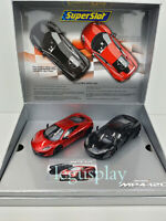 Slot Car Scalextric Superslot H3171A/S3171A Laren MP4-12C L.Hamilton-J.button