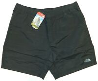 The North Face Men's Pull-On Guide Trunk Swim Beach Black XL Regular Fit New