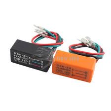 12V 240W 3-Pin Turn Signal Flasher Relay For Motorcycle ATV Lamp LED Light blink