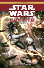 comics STAR WARS EREDITA' II N. 3 ANIA SOLO RICERCATA - panini