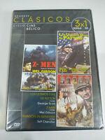 Z-Hommes Mel Gibson Derniers Jours de Patton - DVD Region All Espagnol Neuf