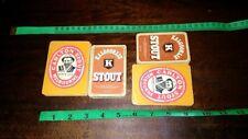 Vintage Kalgoorlie Carlton Stout Playing Cards Tobacco Beer $100 Wine Voucher