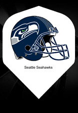 NFL Dart Flights(3-Flights) Seattle Seahawks