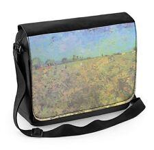 Vincent Van Gogh verte du vignoble ordinateur portable sac messenger