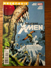 Wolverine and the X-men #2 Marvel Comics 2011 NM First 1st Print Jason Aaron &
