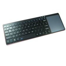 Ultra slim Bluetooth 3.0 Wireless thin Keyboard with Extra Large Touchpad NEW