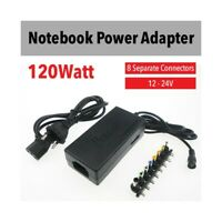 Universal Charger Laptop Notebook 120w Lenovo hp Dell Asus MSI Samsung