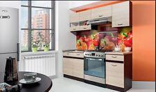 Küche 180 Küchenzeile erweiterbar Fronten auswählbar Neu&Schnel