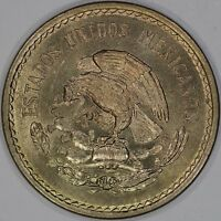 Mexico 10 Centavos 1945-M Brilliant Uncirculated or Better *~*Beautiful*~*