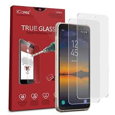 iCarez [Tempered Glass ] Screen Protector for Samsung Galaxy S8 Active... 2 Pack