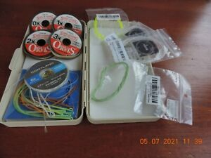 ORVIS tippet to fly line  LOT