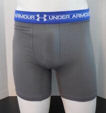 Under Armour Men's Original UA Mesh Boxer-jock Size SM 28-29 Color Graphite New
