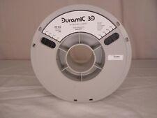 Duramic 3D Black PETG Printing Filament - 1.75mm -- Net Weight 1KG -- 30-70mm/s