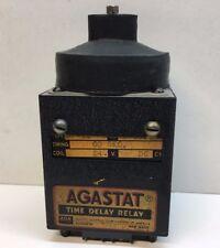 Agastat NF-21 24VDC Time Delay Relay 60sec 24V Coil