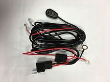 Wiring Harness Kit For Led Light Bar With Fuse Relay Wire Single Connector