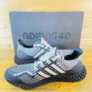 New Men's Adidas Ultra 4D 5.0 Running Boost Cookies Oreo Black White G58158