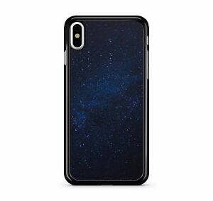 Night Sky Blue Galaxy Space Stars Starry Universe Planets 2D Phone Case Cover