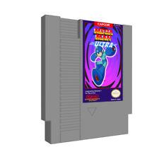Mega Man Ultra for Nintendo NES Megaman Ultra Custom Fan Game