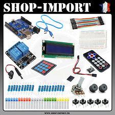 Pack Arduino UNO démarrage complet débutants (relais/LCD/IR/Keypad/)  PACK PROMO