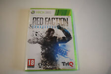 red faction armageddon neuf sous blister xbox 360 xbox360