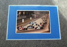 208A - FOTO/RITAGLIO PHOTO/CLIPPING 1982 - MONZA 1971 , INGRESSO PARABOLICA