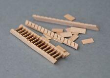 Scale in legno (pacco doppio 12mm x 36mm) # 1236 1/48 realistici