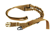Rifle Sling - Single Point Quick Release Tactical - Coyote Brown