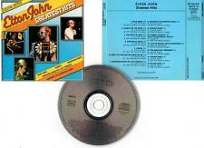 "ELTON JOHN ""Greatest Hits"" (CD) 14 Titres : Your Song,Candle in the Wind..."