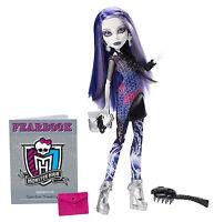 Monster High Spectra Vondergeist PICTURE DAY Sammlerpuppe SELTEN Y8499