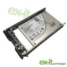 "100% HEALTH DELL INTEL 400GB MLC SATA 2.5"" 6G SSD DC S3700 SSDSC2BA400G3R 58DVD"