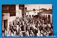 CPA POSTCARD TUNISIE BISKRA MARCHE AUX DATTES   LAE950