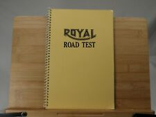 Ed Ruscha ROYAL ROAD TEST 4th edition Photography Book, Edward book typewriter