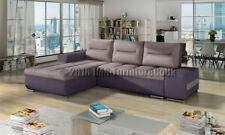 @@___New Corner sofa bed ____OTTI ___MODEL 2018____( fabric&faux leather )___ @@