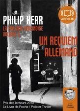 Un requiem allemand La trilogie berlinoise 3 - Philip Kerr | Livre audio (neuf)