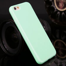 Ultra Thin Slim Silicone TPU Soft Case Cover Skin For Apple iPhone 7 Plus 6s 5s