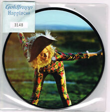 """GOLDFRAPP HAPPINESS 7"""" NUMBERED PICTURE DISC VINYL RECORD METRONOMY REMIX SEALED"""