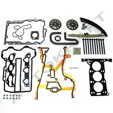 HS-15043.3 Zylinderkopfdichtung Satz + Steuerkette f. Opel Corsa B 1,0i X 10 XE