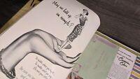 VINTAGE 1946-1954 VOGUE Sewing Pattern Book lot 6 Catalog Magazines
