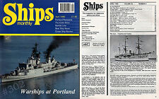 Ships Monthly Magazine April 1990 - History of NORFOLK LINE - The KYLES Story