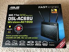 ASUS DSL-AC68U Wireless-AC1900 Dual-band Modem Router