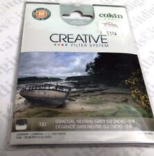 Genuine France Cokin P-Series 121 Graduated Neutral Grey G2 Filter CP121 Square