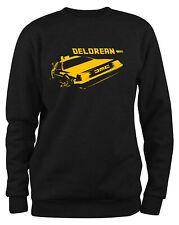 Styletex23 Sweatshirt Herren Zurück in die Zukunft Delorean