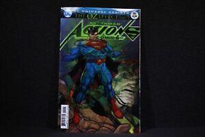 Action Comics: Superman #991, Lenticular Cover, DC Comics